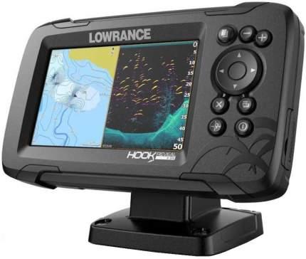 Эхолот Lowrance Hook Reveal 5 с датчиком 83/200 HDI