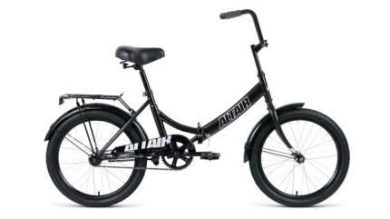 """Велосипед Altair City 20"""" 2020 черный/серый"""