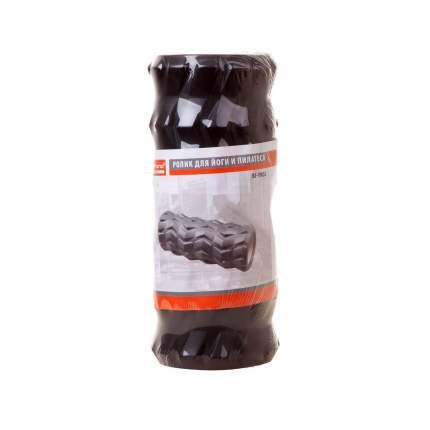 Ролик с массажным покрытием Body Form BF-YR02 1000 г, 33 x 14 см, черный