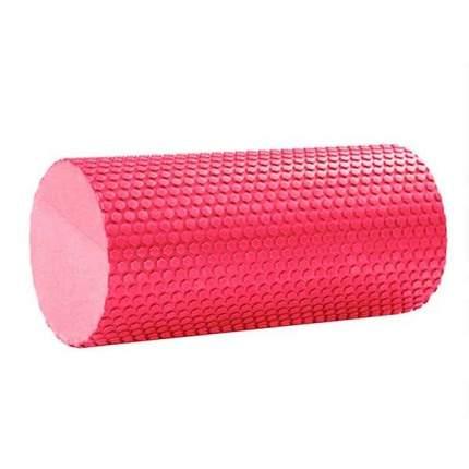 Ролик с массажным покрытием Body Form BF-YR04 300 г, 30 x 15 см, розовый