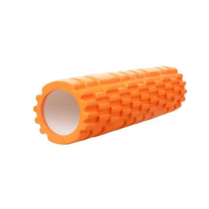 Ролик с массажным покрытием Body Form BF-YR0145 1200 г, 45 x 14 см, оранжевый