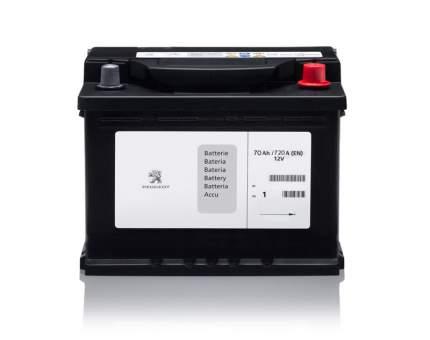 Аккумулятор 12 В L3D 720/70A