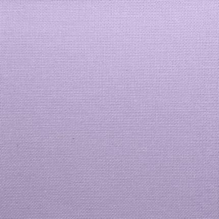 Ткань для вышивания равномерка цветная Астра, 100% хлопок 30ct (сиреневый) 508615_00002