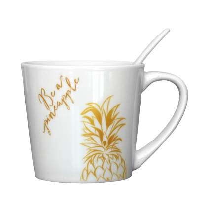 Кружка Sparkis Pineapple (Фарфор, 350мл) Be