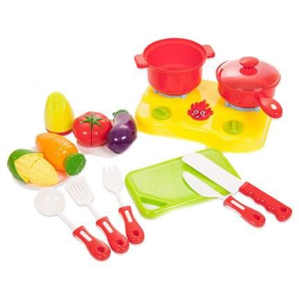 Набор посуды ABtoys PT-00471 Разноцветный
