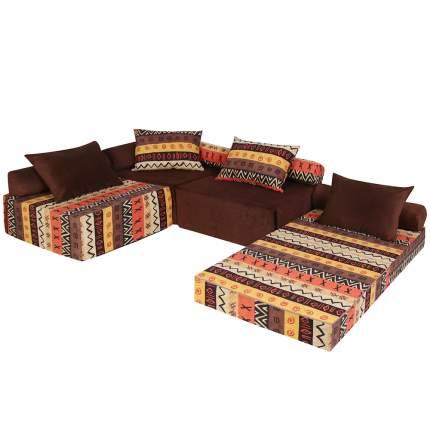 Бескаркасный модульный диван DreamBag Марракеш one size, жаккард, Марракеш
