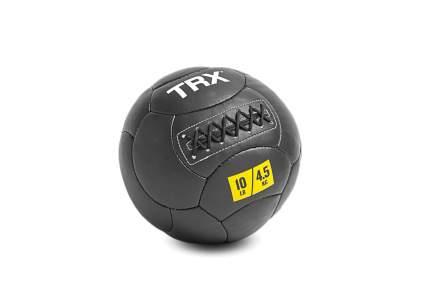 Медицинбол TRX EXMDBL-10-8, черный, 3,63 кг