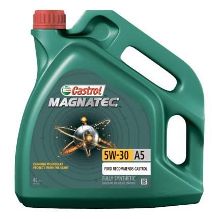 Моторное масло Castrol Magnatec 5W-30 4л A5