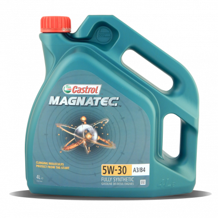 Моторное масло Castrol Magnatec 5W-30 4л A3/B4