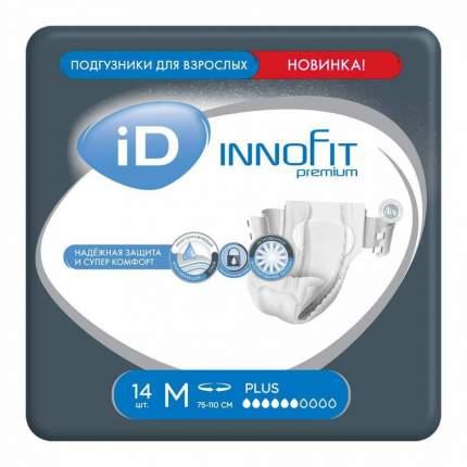 Подгузники iD Innofit для взрослых М 14 шт