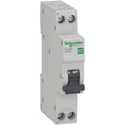 Диф. автомат SCHNEIDER ELECTRIC EZ9D33610  компактный
