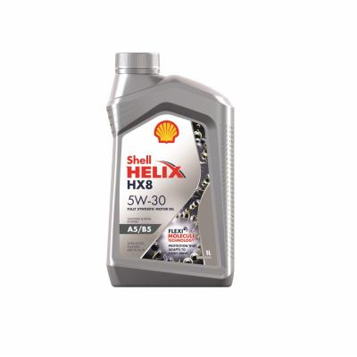 Моторное масло Shell Helix HX8 5w-30 1л