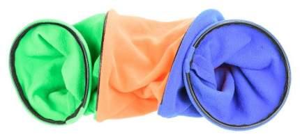 Труба игровая для мелких грызунов Монморанси трехцветная, 50 х 13 х 13 см