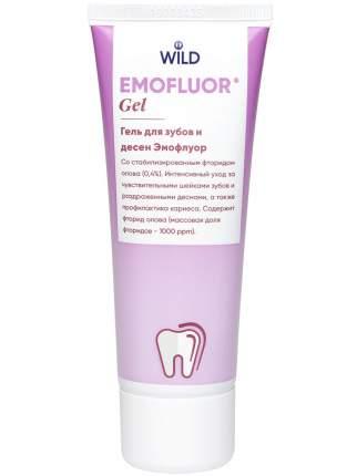 Эмофлуор гель для зубов и десен Dr. Wild, 75мл