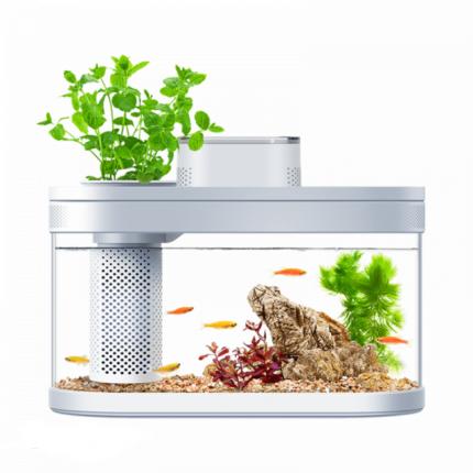 Аквариумный комплекс для рыб Xiaomi Geometry C Series Smart Fish Tank Pro