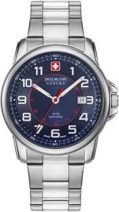 Наручные часы кварцевые мужские Swiss Military Hanowa 06-5330