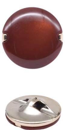 Пуговица на ножке, 28L, цвет: коричневый, 36 штук, арт. 3AR155 (количество товаров в компл