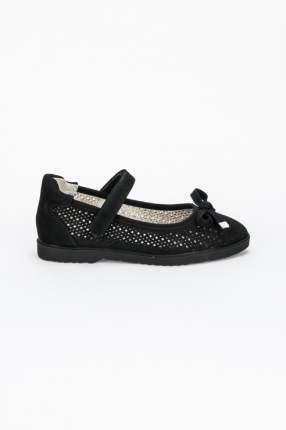 Туфли Betsy для девочек, цв. черный, р-р 34