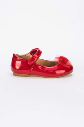 Туфли Betsy для девочек, цв. красный, р-р 29