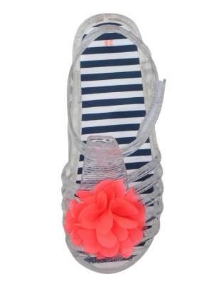 Резиновая обувь для девочек Honey Girl, цв. прозрачный, р-р 26