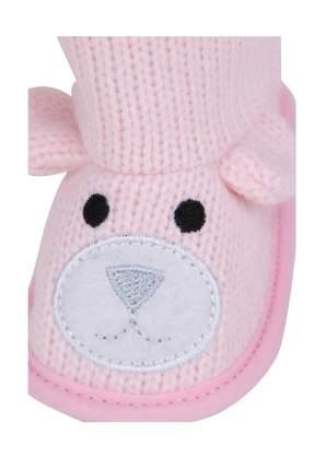 Пинетки для девочек Kari baby, цв. розовый, р-р 19