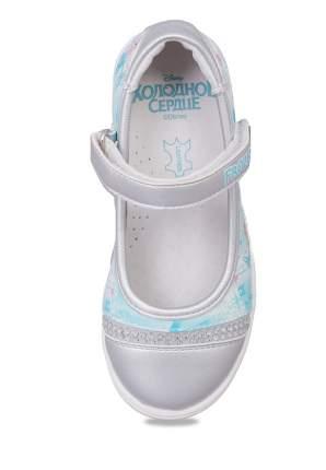 Туфли для девочек Frozen, цв. разноцветный, р-р 26