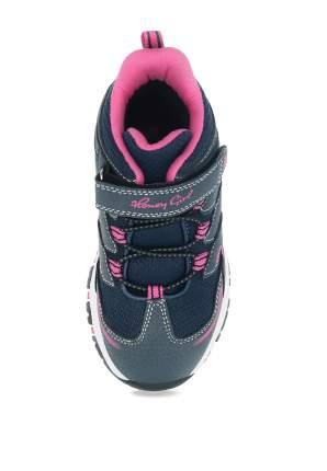 Ботинки для девочек Honey Girl, цв. темно-синий, р-р 26