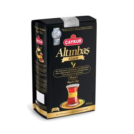 Турецкий черный чай Caykur Altinbash  500 г
