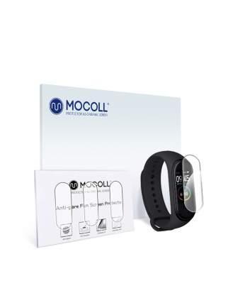 Пленка защитная MOCOLL для дисплея Honor Band 5 2 шт Прозрачная глянцевая