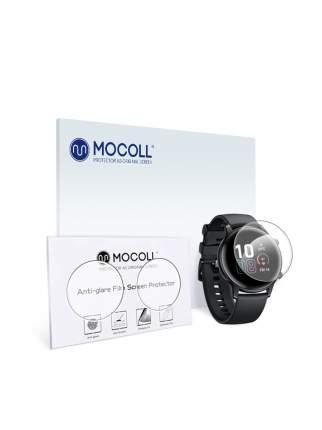 Пленка защитная MOCOLL для дисплея SAMSUNG Galaxy Watch 46mm 2шт Прозрачная глянцевая