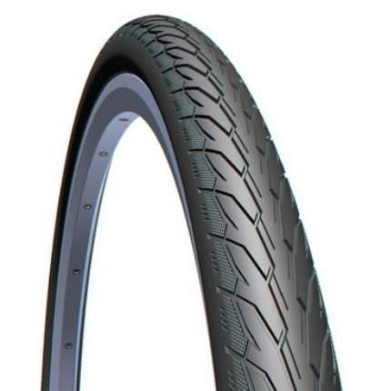 Велопокрышка RUBENA V66 FLASH 700 x 35C (37-622) CL черный510951306042