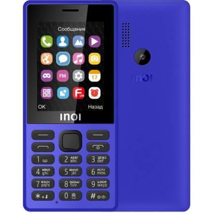 Мобильный телефон INOI 244 Quatro Blue