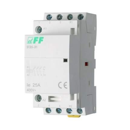 Контактор модульный Евроавтоматика F&F ST25-31