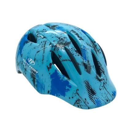 Шлем детский защитный Tech Team Gravity 300 (голубой)