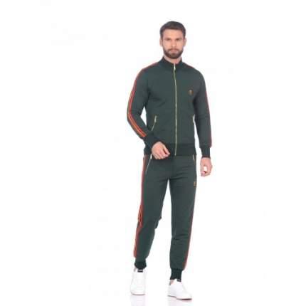 Спортивный костюм Phenomena 3180-01, зеленый, XL INT
