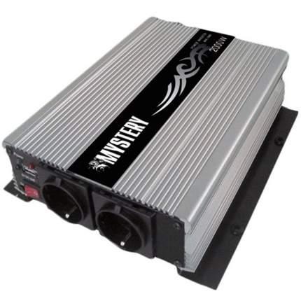 Автоинвертор MYSTERY MAC-1000, мощность 1000вт, USB