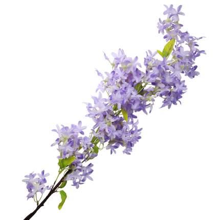 """Букет декоративный """"Цветущая вишня"""" 100см фиолетовый"""