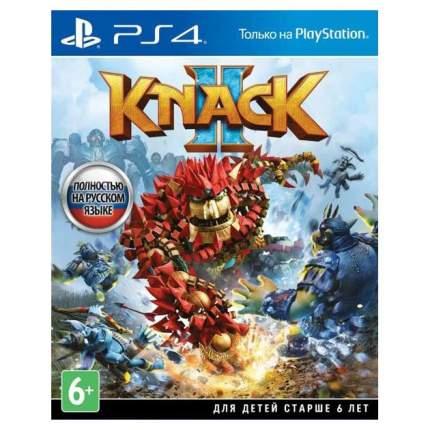 Игра Knack 2 для PlayStation 4