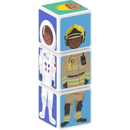 Конструктор Магнитный Magicube. Прфессии 3 Детали