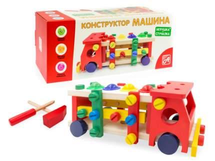 Конструктор Машина игрушка-стучалка, Шарики