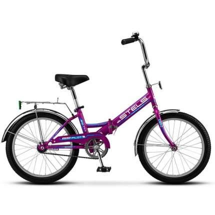"""Велосипед Stels 20"""" Pilot 310 2016 13"""" баклажановый"""