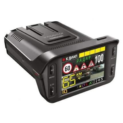 Антирадар с видеорегистратором Inspector Barracuda, Full HD,135°,GPS/GLONASS