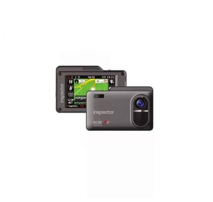 Антирадар с видеорегистратором Inspector Scat SE, eMAP, Super-HD, GPS, стрелка