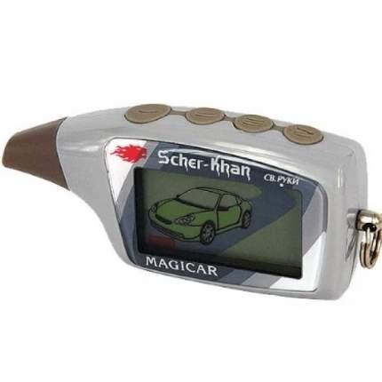 Брелок для сигнализации SCHER-KHAN 5, с жк-дисплеем