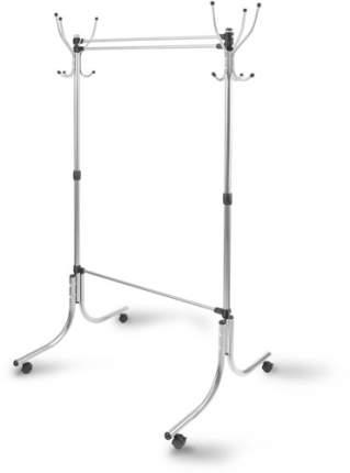 Вешалка гардеробная Ника ВГ90-6 С цвет-серый