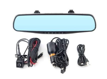 Зеркало с видеорегистратором SWAT VDR-4U ,камера заднего вида ,Full HD , 150°