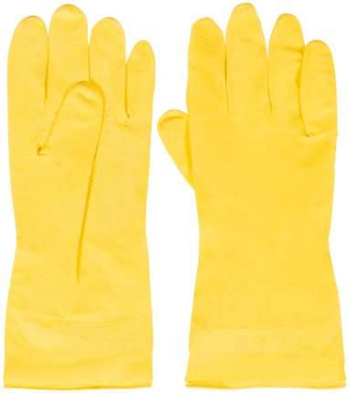 Перчатки латексные с напылением, размер XL. MOS 12405M