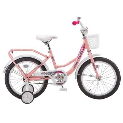 """Детский велосипед Stels Flyte 18"""" Lady розовый 2020"""