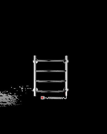 Полотенцесушитель электрический Indigo Arc50/40,проводсправа