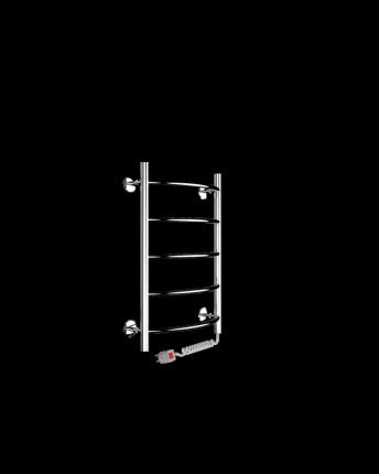 Полотенцесушитель электрический Indigo Arc 60/40, провод справа